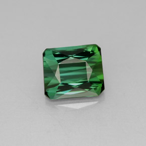 Buy 1.83 ct Blue Green Tourmaline 7.42 mm x 6.4 mm from GemSelect (Product ID: 270279)