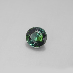 Buy 0.84 ct Deep Green Tourmaline 6.15 mm  from GemSelect (Product ID: 290558)