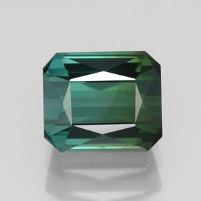 Buy 1.88ct Blue Green Tourmaline 7.34mm x 6.23mm from GemSelect (Product ID: 317479)