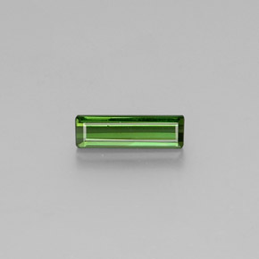 Medium Green Turmalina Gema - 1.5ct Forma octagonal (ID: 346803)
