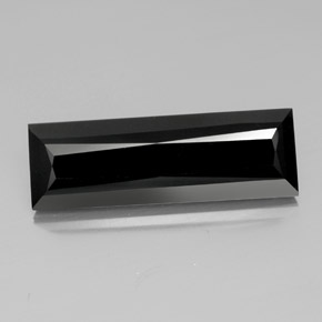 thumb image of 18.8ct Baguette / Scissor Cut Black Tourmaline (ID: 349363)