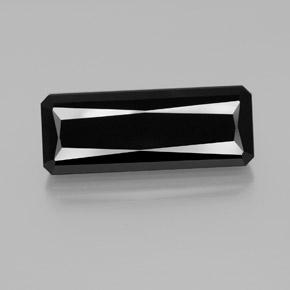 23.6ct Octagon / Scissor Cut Schorl Tourmaline Gem (ID: 362483)