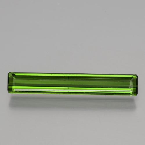Medium Green Turmalina Gema - 1.4ct Forma octagonal (ID: 398053)