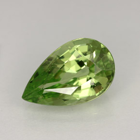 Buy 4.23ct Green Tsavorite Garnet 12.88mm x 8.20mm from GemSelect (Product ID: 124765)