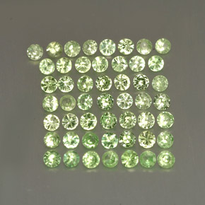 Buy 1.04 ct Green Tsavorite Garnet 1.73 mm  from GemSelect (Product ID: 251593)