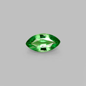 Buy 0.46ct Chrome Green Tsavorite Garnet 6.92mm x 3.73mm from GemSelect (Product ID: 272162)