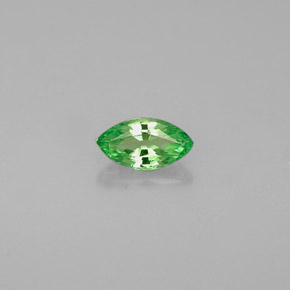 Buy 0.31 ct Chrome Green Tsavorite Garnet 5.97 mm x 3.2 mm from GemSelect (Product ID: 273019)