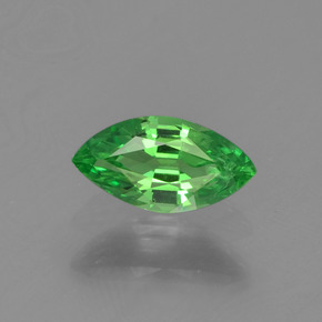 Buy 0.33 ct Chrome Green Tsavorite Garnet 6.22 mm x 3.3 mm from GemSelect (Product ID: 273043)