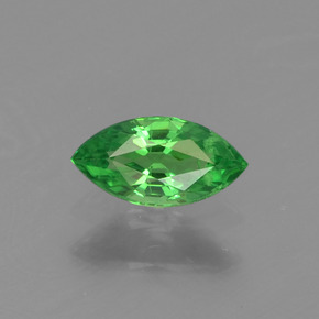 Buy 0.31ct Chrome Green Tsavorite Garnet 6.09mm x 3.15mm from GemSelect (Product ID: 273079)