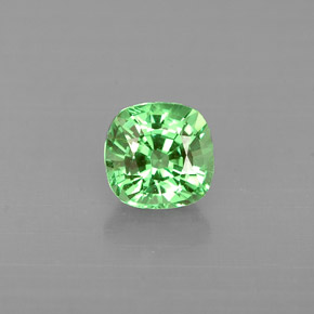 Buy 0.54 ct Green Tsavorite Garnet 4.60 mm x 4.5 mm from GemSelect (Product ID: 286476)