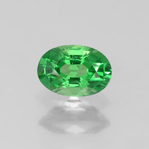 Buy 0.35 ct Green Tsavorite Garnet 5.08 mm x 3.5 mm from GemSelect (Product ID: 314143)