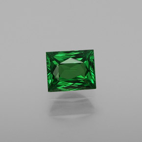Buy 0.75 ct Green Tsavorite Garnet 5.33 mm x 4.4 mm from GemSelect (Product ID: 366232)