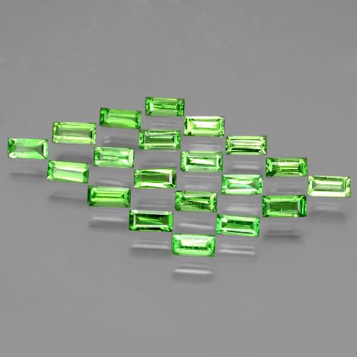 Buy 2.19 ct Green Tsavorite Garnet 3.96 mm x 1.9 mm from GemSelect (Product ID: 393250)