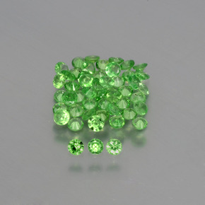 Buy 1.36 ct Green Tsavorite Garnet 1.86 mm  from GemSelect (Product ID: 396147)