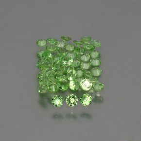 thumb image of 0ct Diamond-Cut Green Tsavorite Garnet (ID: 397325)