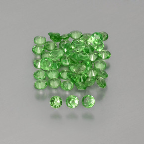 Buy 2.12 ct Green Tsavorite Garnet 2.15 mm  from GemSelect (Product ID: 398457)