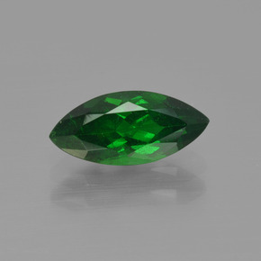 1.09 ct Marquise Facet Green Tsavorite Garnet Gemstone 10.04 mm x 4.6 mm (Product ID: 415816)