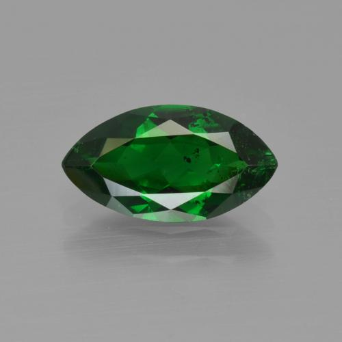 1.18 ct Marquise sfaccettato Verde scuro Granato tsavorite Gem 10.18 mm x 5.5 mm (Photo A)