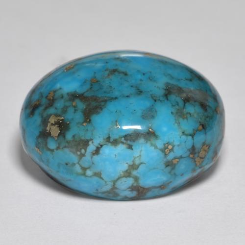 Turquoise Jewelry Oyster Turquoise  23.15 Crt 24x20x6 MM #P5550 Oyster Turquoise Gemstone 50/% Off Top Quality Oyster Turquoise Cabochon