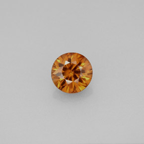 Buy 1.01 ct Reddish Orange Zircon 5.45 mm  from GemSelect (Product ID: 237053)