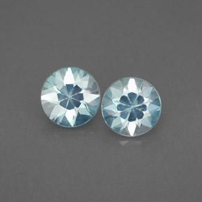 Buy 1.87ct Blue Zircon 5.48mm  from GemSelect (Product ID: 284576)