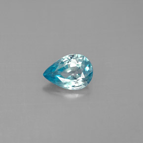 Buy 1.36ct Blue Zircon 7.95mm x 5.71mm from GemSelect (Product ID: 288624)