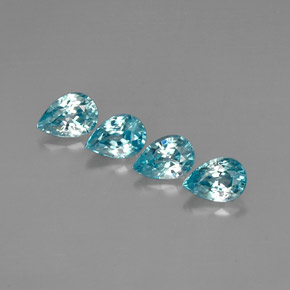Buy 4.62 ct Blue Zircon 7.14 mm x 5.1 mm from GemSelect (Product ID: 292618)