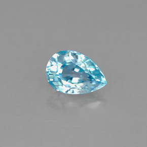 Buy 1.09 ct Blue Zircon 6.92 mm x 4.9 mm from GemSelect (Product ID: 292730)