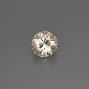 Buy 0.45 ct Light Golden Zircon 4.16 mm  from GemSelect (Product ID: 315575)
