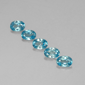 Buy 3.49ct Blue Zircon 5.99mm x 4.15mm from GemSelect (Product ID: 323213)