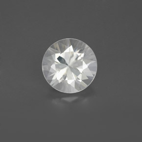 thumb image of 1.6ct Diamond-Cut White Zircon (ID: 355796)