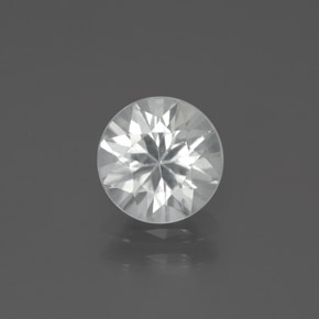 thumb image of 1.8ct Diamond-Cut White Zircon (ID: 378070)