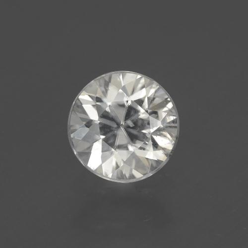 Warm White Circón Gema - 1.9ct Corte Diamante (ID: 405255)