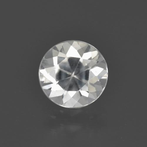 Warm White Zircone Gem - 1.9ct Taglio brillante (ID: 405545)