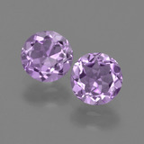 thumb image of 1.2ct Round Facet Violet Amethyst (ID: 421657)