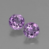 thumb image of 1.3ct Round Facet Violet Amethyst (ID: 422156)
