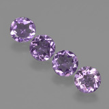 thumb image of 2.2ct Round Facet Violet Amethyst (ID: 422221)