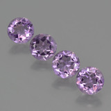 thumb image of 2.6ct Round Facet Violet Amethyst (ID: 422443)