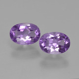 thumb image of 1.5ct Oval Facet Violet Amethyst (ID: 426472)