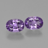 thumb image of 1.4ct Oval Facet Violet Amethyst (ID: 426701)