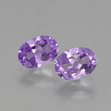 thumb image of 1.3ct Oval Facet Violet Amethyst (ID: 427009)