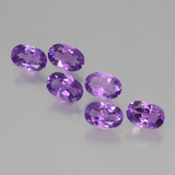 thumb image of 2.4ct Oval Facet Violet Amethyst (ID: 427267)