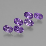 thumb image of 2.6ct Oval Facet Violet Amethyst (ID: 427684)