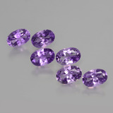 thumb image of 2.6ct Oval Facet Violet Amethyst (ID: 427831)