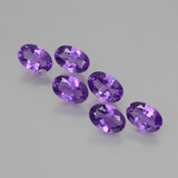 thumb image of 2.3ct Oval Facet Violet Amethyst (ID: 427850)