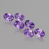 thumb image of 2.4ct Oval Facet Violet Amethyst (ID: 427904)
