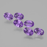 thumb image of 0.4ct Oval Facet Medium Violet Amethyst (ID: 430236)