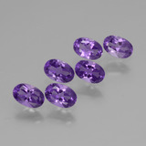 thumb image of 2.3ct Oval Facet Violet Amethyst (ID: 430461)