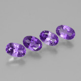thumb image of 1.7ct Oval Facet Violet Amethyst (ID: 432515)