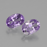thumb image of 1.5ct Oval Facet Violet Amethyst (ID: 434878)